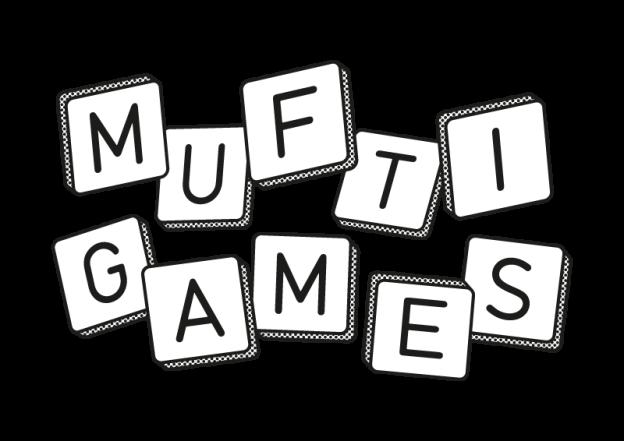 Mufti Games Company Logo