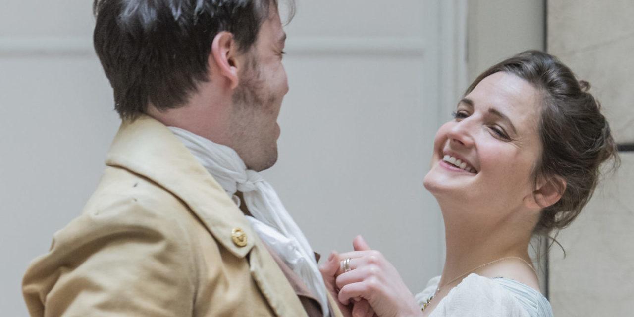 Research behind Austen Sisters