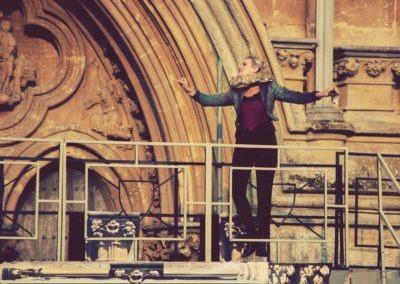 Mercutio Balcony