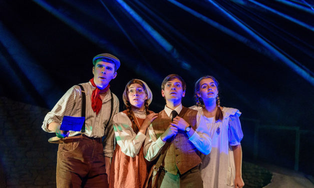 Your chance to be in the new musical production of The Railway Children!