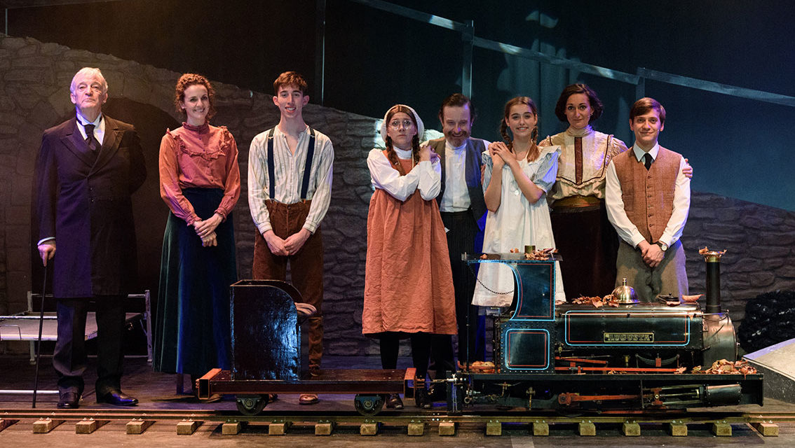 Local child actors to star in The Railway Children, the musical!