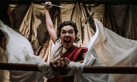 Scratchworks Theatre Company brings Rome to Wells